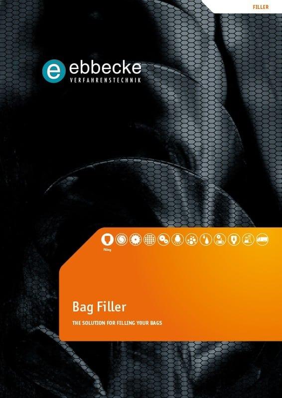 Ebbecke Verfahrenstechnik Flyer Bag Filler