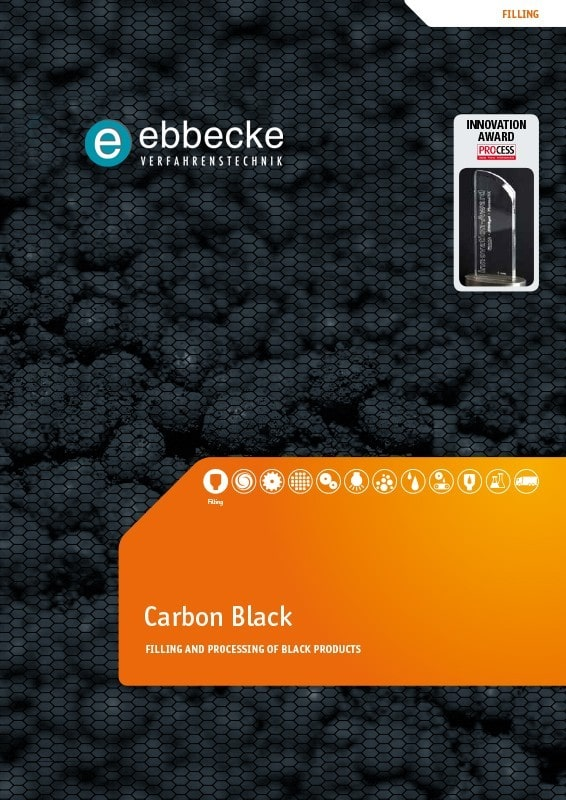 Ebbecke Verfahrenstechnik Flyer Carbon Black