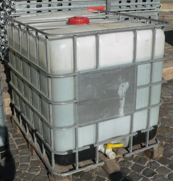 Ebbecke Verfahrenstechnik Bulk Container
