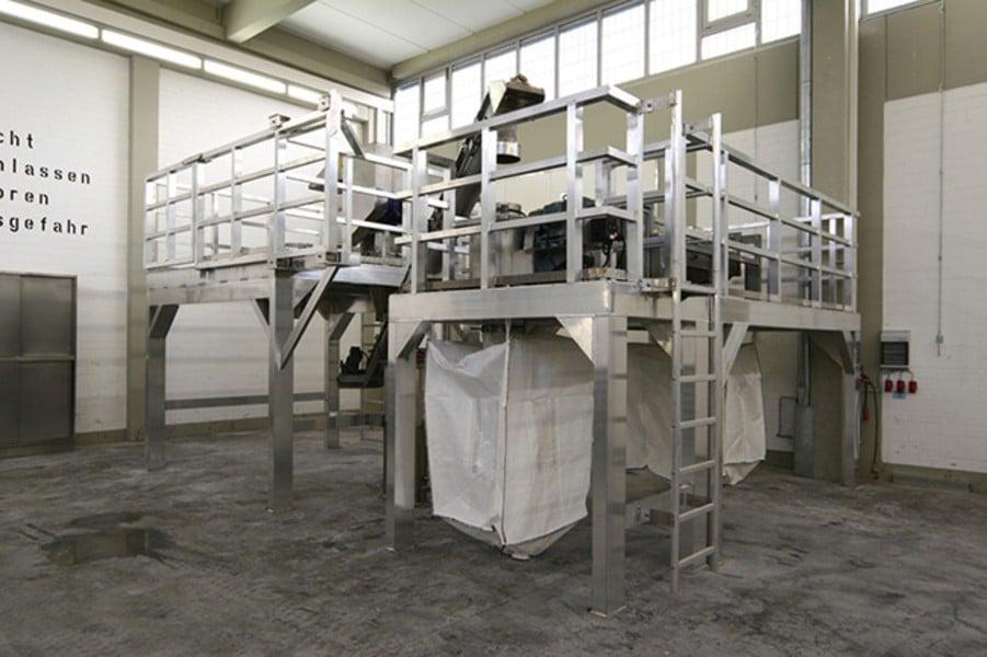 Ebbecke Verfahrenstechnik Compacting GMP