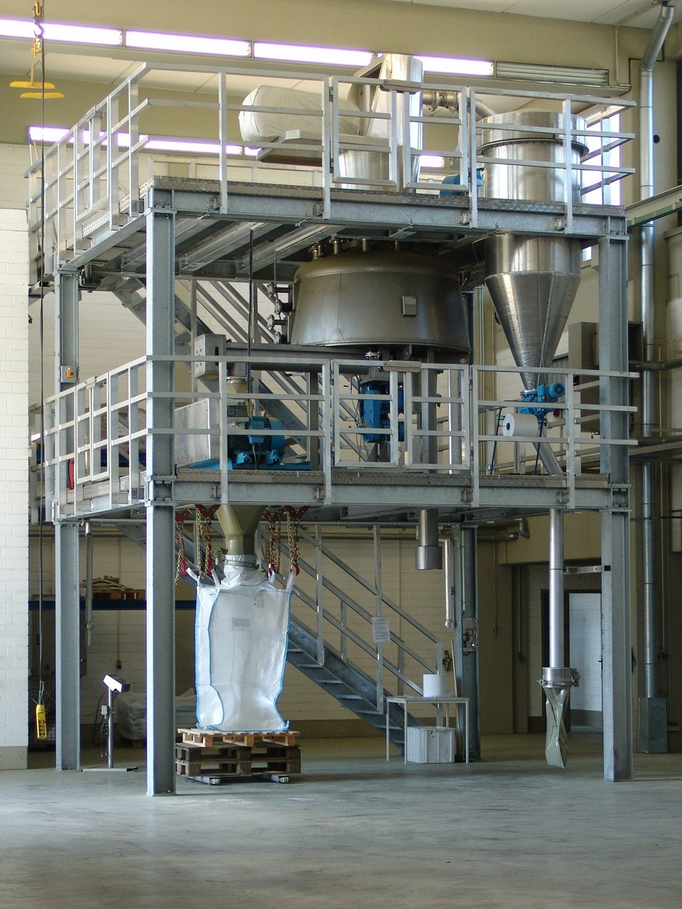 Ebbecke Verfahrenstechnik Drug Mill
