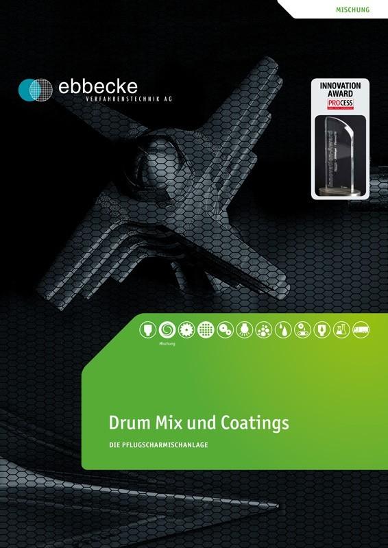 Ebbecke Verfahrenstechnik Flyer Drum Mix