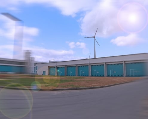 Ebbecke Verfahrenstechnik News Logistikzentrum