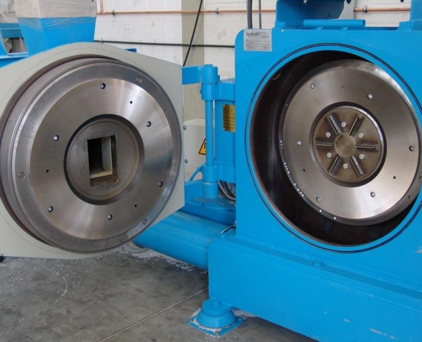 Ebbecke Verfahrenstechnik Plastic Mill