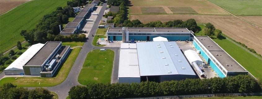 Ebbecke Verfahrenstechnik schönecke Luftbild