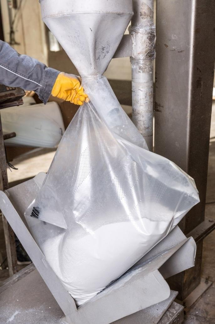 Ebbecke Verfahrenstechnik Bag Fill