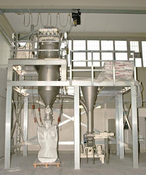 Ebbecke Verfahrenstechnik Fine grinding